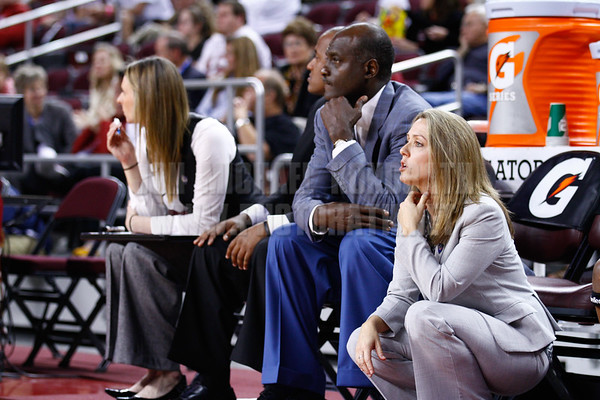 Pac-10 Tournament Round 1 - Cassie Harberts leads USC with 31 points to a victory over WSU (78-66)<br /> WBKvWSU_Pac10T_030911_Kondrath_1214