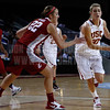 Pac-10 Tournament Round 1 - Cassie Harberts leads USC with 31 points to a victory over WSU (78-66)<br /> WBKvWSU_Pac10T_030911_Kondrath_0709