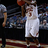 Pac-10 Tournament Round 1 - Cassie Harberts leads USC with 31 points to a victory over WSU (78-66)<br /> WBKvWSU_Pac10T_030911_Kondrath_0271