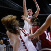 Pac-10 Tournament Round 1 - Cassie Harberts leads USC with 31 points to a victory over WSU (78-66)<br /> WBKvWSU_Pac10T_030911_Kondrath_0623