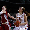 Pac-10 Tournament Round 1 - Cassie Harberts leads USC with 31 points to a victory over WSU (78-66)<br /> WBKvWSU_Pac10T_030911_Kondrath_0466