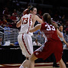 Pac-10 Tournament Round 1 - Cassie Harberts leads USC with 31 points to a victory over WSU (78-66)<br /> WBKvWSU_Pac10T_030911_Kondrath_0613