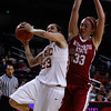 Pac-10 Tournament Round 1 - Cassie Harberts leads USC with 31 points to a victory over WSU (78-66)<br /> WBKvWSU_Pac10T_030911_Kondrath_0523