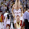 Pac-10 Tournament Round 1 - Cassie Harberts leads USC with 31 points to a victory over WSU (78-66)