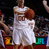 Pac-10 Tournament Round 1 - Cassie Harberts leads USC with 31 points to a victory over WSU (78-66)<br /> WBKvWSU_Pac10T_030911_Kondrath_0240