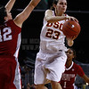Pac-10 Tournament Round 1 - Cassie Harberts leads USC with 31 points to a victory over WSU (78-66)<br /> WBKvWSU_Pac10T_030911_Kondrath_1103