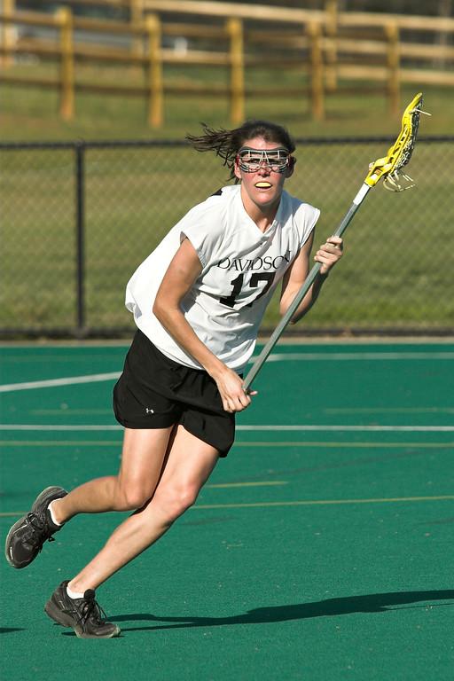 davidson college women's lacrosse ncaa sports photos