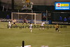 US attacks goal, Lori Chalupny with ball