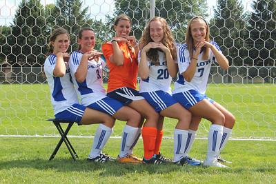 2012 Women's Soccer