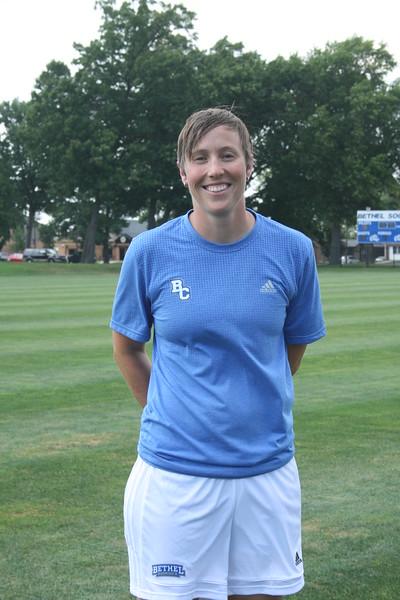 Coach Rachel Lindvall