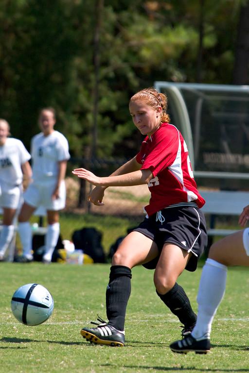 Davidson college versus colorado college women's soccer ncaa sports photos