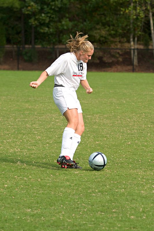 davidson college versus georgia southern women's soccer ncaa sports photos