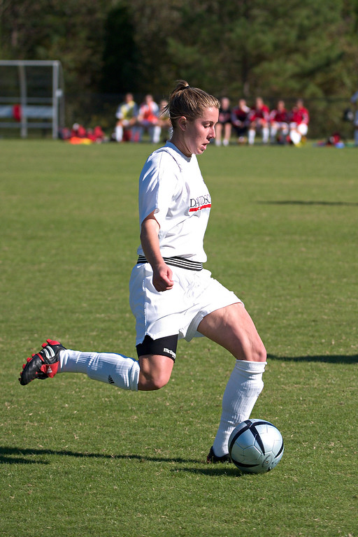 davidson college versus UNC-G women's soccer sports ncaa photos