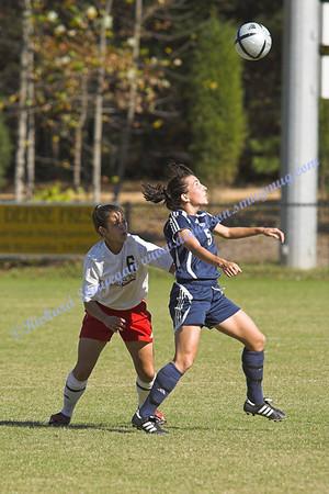 Womens Soccer 2006
