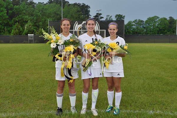 CHS Senior Night Ceremony - 2016-05-02