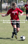 HIGH POINT, NC - Davidson women's soccer team beats High Point Panthers 1-0 in non-conference soccer play.