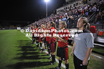 COLUMBIA, SC - SEC Champions South Carolina defeats SoCon champions 4-0 in NCAA women's soccer first round action.