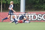DAVIDSON, NC - Davidson women's soccer team loses 4-1 to Big East foe Villanova.