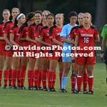 NCAA WOMENS SOCCER:  SEP 15 Davidson at Elon