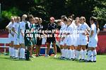 28 August 2011:  Davidson women's soccer falls to Florida Gulf Coast 2-1 at Alumni Soccer Stadium in Davidson, North Carolina.