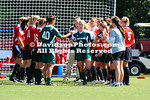 02 October 2011:  UNC-Greensboro defeats Davidson 1-0 in SoCon women's soccer at Alumni Soccer Stadium in Davidson, North Carolina.