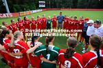NCAA WOMENS SOCCER:  OCT 06 Appalachian State at Davidson