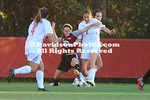 NCAA WOMENS SOCCER:  NOV 02 UMass at Davidson