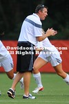 NCAA WOMENS SOCCER:  AUG 22 Winthrop at Davidson