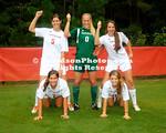 NCAA WOMENS SOCCER:  AUG 12 Davidson Team and Head Shots