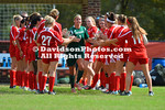 NCAA WOMENS SOCCER:  OCT 11 Duquesne at Davidson