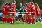 NCAA WOMENS SOCCER:  OCT 11 Duquesne at Davidson