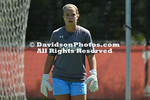NCAA WOMENS SOCCER:  OCT 02 LaSalle at Davidson