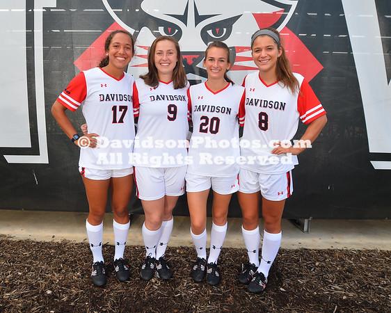 NCAA WOMENS SOCCER:  AUG 10 Team Photo Day