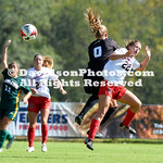 NCAA WOMENS SOCCER:  OCT 15 George Mason at Davidson