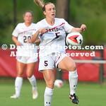 NCAA WOMENS SOCCER:  AUG 11 Campbell at Davidson