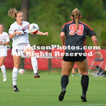 NCAA WOMENS SOCCER:  AUG 11 Campbell at Davidson