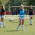 NCAA WOMENS SOCCER:  SEP 22 St Joseph's at Davidson