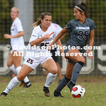 NCAA WOMENS SOCCER:  SEP 29 St. Bonaventure at Davidson