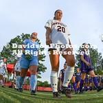 NCAA WOMENS SOCCER:  SEP 05 Western Carolina at Davidson
