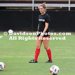 NCAA WOMENS SOCCER:  AUG 25 Davidson at Winthrop