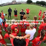 NCAA WOMENS SOCCER:  AUG 25 Davidson at Winthrop