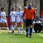 NCAA WOMENS SOCCER:  MAR 21 George Washington at Davidson
