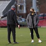 NCAA WOMENS SOCCER:  Mar 03 William Peace at Davidson