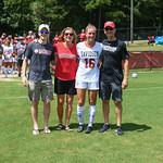 NCAA WOMENS SOCCER:  Aug 22 Georgia Southern at Davidson