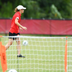 NCAA WOMENS SOCCER:  Aug 19 Gardner-Webb at Davidson
