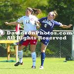 09-07-08 - DAVIDSON, NC - Davidson women's soccer versus Richmond - 1 - 1 Tie