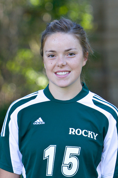 #15 Katheryne Fitzpatrick<br /> Freshman – Midfielder  <br /> Basalt, CO – Basalt HS<br /> Psychology<br /> John and Maurine Fitzpatrick