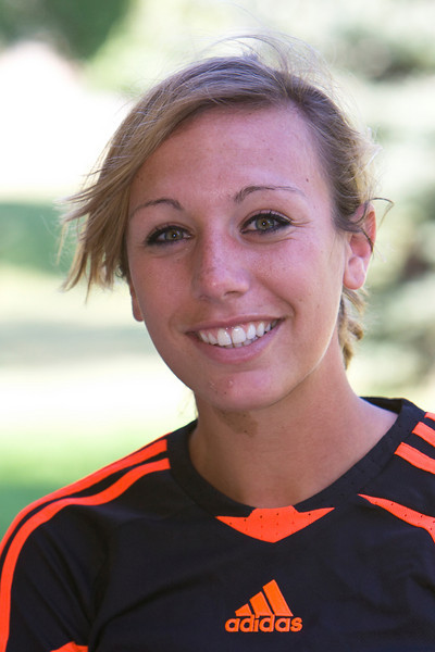#1 Vanessa Peters<br /> Senior – Goalkeeper  <br /> Fremont, CA – Irvington HS<br /> Exercise Science<br /> Alan and Diana Peters