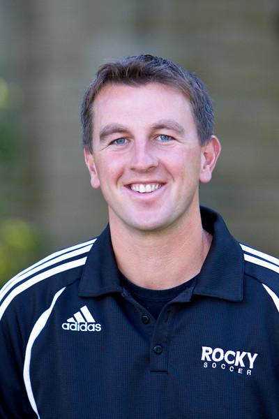 Head Coach Richard Duffy