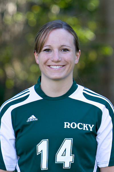 #14 Tiffany Tresner<br /> Senior – Defender  <br /> Helena, MT – Capital HS<br /> Biology<br /> Jim and Val Tresner
